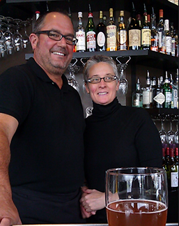 Randy and Nancy