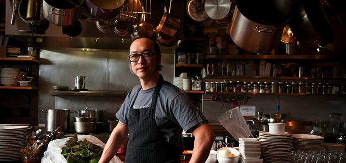 Chef Woo